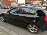 Bmw 1 series in excellent condition inside out, lots of features. , very economical