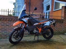 KTM 990 Adventure R, Great condition, Leo Vince pipes, KTM Heated Grips, Full Service History...