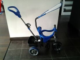 Little tikes 4 in 1 blue trike