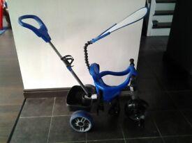 Little tikes 4 in 1 blue trike