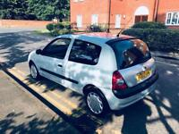 Renault Clio 1.4 automatic 47,000 miles just had service