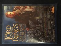 Lord of the Rings, Strategy Battle Game, Games Workshop, Warhammer Rules Booklet