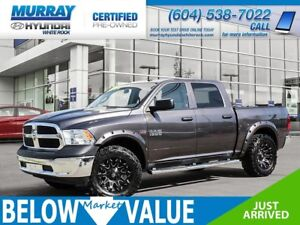2015 Ram 1500 ST**TIRE PACKAGE**NAVI**LEATHER**