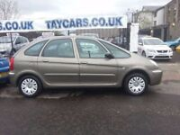 2008 CITREON PICASSO DESIRE HDI MINT CONDITION £2195