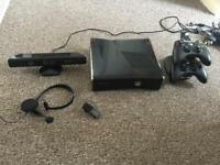 Xbox 369 + Kinect
