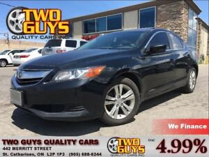 2013 Acura ILX 2.0L SUNROOF ALLOYS POWER GROUP