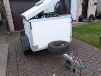 lintran dog trailer