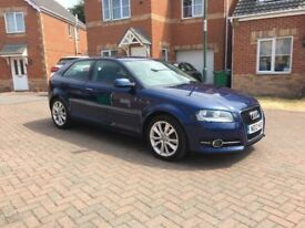 2012 AUDI A3 1.6 SPORT DIESEL, TAX £20, 70 MPG, MOT MARCH 2019, JUST SERVICED, HPI CLEAR