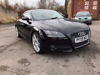 Audi TT 2.0 TDI Quattro 3dr FULL AUDI SERVICE HISTORY IMMACULATE CONDITION