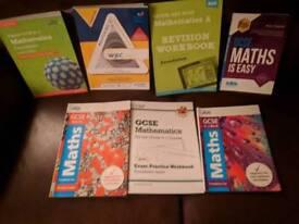 GCSE MATHS BOOKS 9-1 FOUNDATION.