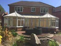 Large upvc conservatory (+more conservatories!)