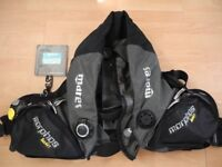 Mares Morphos Twin BCD (small)