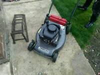 Mountfield self drive petrol lawn mower may deliver