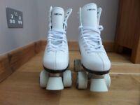 Ladies Freesport Quad roller skates - UK Size 6