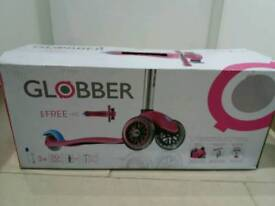 Globber My Free 1c scooter