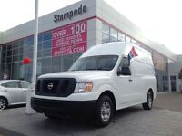 2013 Nissan NV 2500 S-High Roof