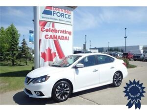 2017 Nissan Sentra SR Turbo Front Wheel Drive - 8,700 KMs, 1.6L