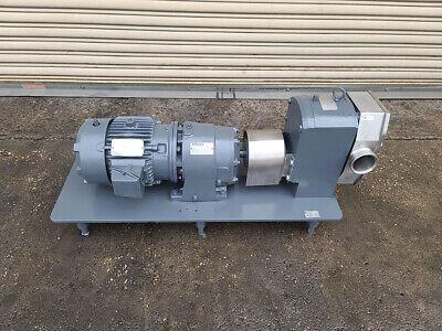 Apv R4 Sanitary Positive Displacement Pump