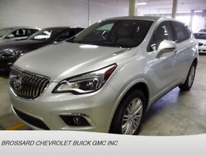 2018 BUICK ENVISION AWD 4DR PREFERR