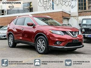 2015 Nissan Rogue SL AWD Premium With Navi *One Owner, No Accide