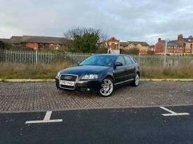 Audi a3 2.0t s line quattro like bmw mercedes gti r32 s3 vrs