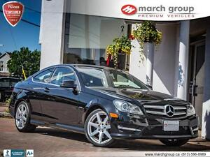 2012 Mercedes-Benz C350 Coupe