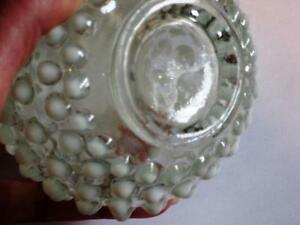 FENTON FRENCH OPALESCENT HOBNAIL COLOGNE BOTTLE – CIRCA 1938 Gatineau Ottawa / Gatineau Area image 2