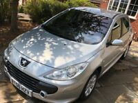 Peugeot 307 1.6L 06 Plate (2006) Manual Silver 5 Door Great Condition MOT **REDUCED**