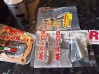 Malossi 166 kit vespa