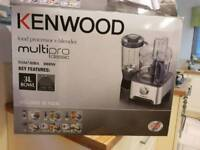 Kenwood 3l multiprocessor