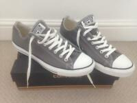 Mens Converse All Star - Brand New - Charcoal - Size 11