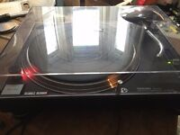 Technics SL 1210 MK2 - DJ turntable - Immaculate condition £300 ONO
