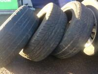 15in tyres For sale