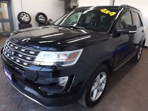 2016 Ford Explorer XLT 4X4 LEATHER SUNROOF 7 PASS Kitchener / Waterloo Kitchener Area image 9