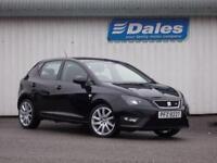 Seat Ibiza 1.2 TSI FR DSG - 5Dr Hatchback (black) 2013