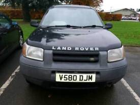 Land rover Freelander 2.0 1999 low miledge