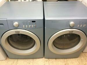 51- FRIGIDAIRE AFFINITY DEEP CLEAN Laveuse Secheuse Frontales Frontload Washer Dryer