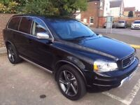 VOLVO XC90 2.4 DIESEL ONLY 24000 MILEAGE 7 SEATER