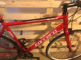Carrera Zelos road bike URGENT