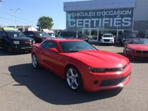 2015 Chevrolet Camaro 2LT CUIR, RS TOIT OUVRANT