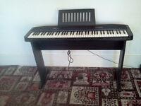 Casio electric piano for sale.
