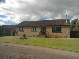 Beautiful Spacious 3 Bedroomed Detached Bungalow with Double Garage and Large Garden