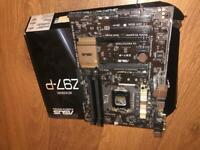 ASUS Z97-P MOTHERBOARD INTEL 1150 SOCKET , 6GB/s
