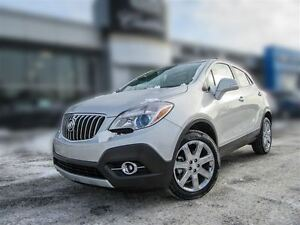 2016 Buick Encore AWD Leather  - Certified - $201.43 B/W