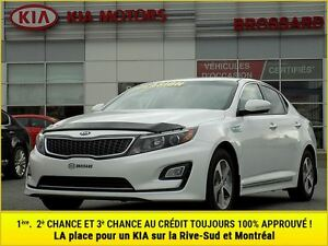 2014 Kia Optima Hybrid Camera De Recul A/C Bizone Push Start