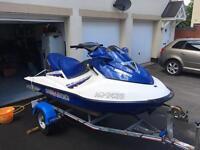 Seadoo GTX Di jet ski, Jetski, PWC