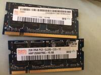 Hynix 2gb pc2 laptop ram