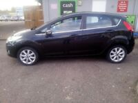 Ford Fiesta- 1Yr MOT- 2 Owner- Diesel- Guaranteed Mileage- Showroom Condition