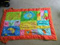 Baby mats. very clean.Very little used