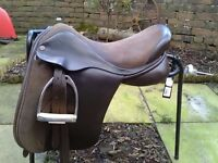 olney working hunter dressage show saddle